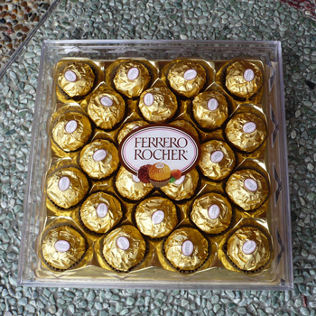 Chocolates Ferrero Rocher Grande