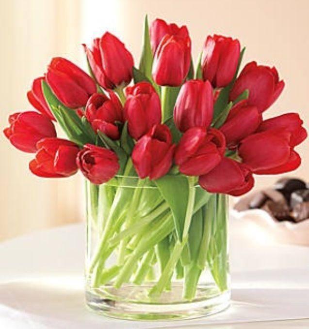 arreglo de Tulipanes 11