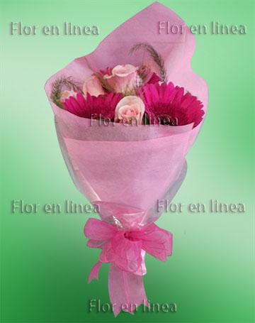 Ramo de Rosas 06