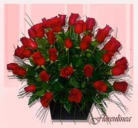 Arreglo de Rosas  #3 de Florerias en el DF